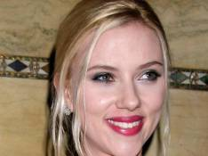 Scarlett Johansson... 'prix glamour de la paix' !