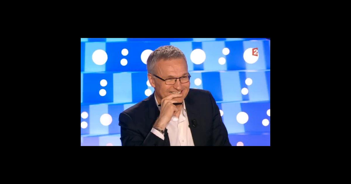 Laurent ruquier dans on n 39 est pas couch sur france 2 le samedi 19 mars 2016 - Ruquier on n est pas couche ...