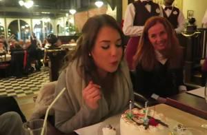 EnjoyPhoenix fête ses 21 ans : Larmes et fous rires à Disneyland avec sa soeur !