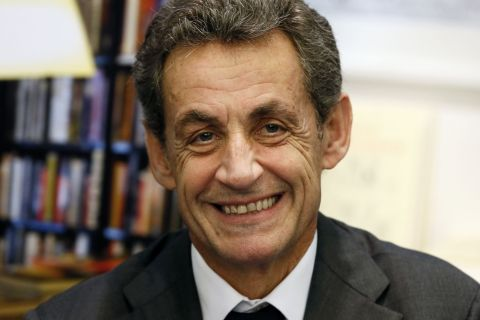 Nicolas Sarkozy accro aux séries télé...