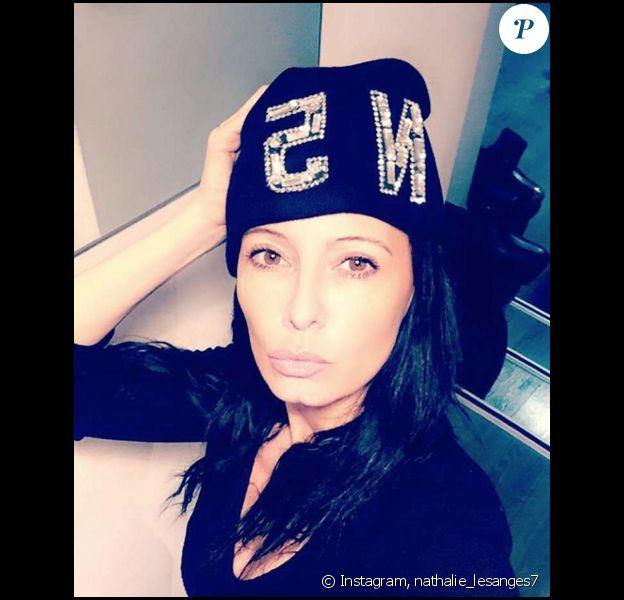 """Nathalie, célèbre quadra des """"Anges 7"""" ne cesse de s'afficher sur Instagram. Et ses photos divisent souvent les internautes. Février-mars 2016."""
