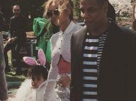 Beyoncé et Blue Ivy : Stars de la chasse aux oeufs de Pâques des Obama !