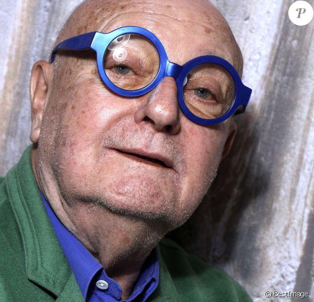 Portrait de Jean Pierre Coffe20/11/2015 - Paris