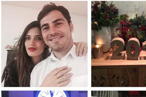 Iker Casillas et Sara Carbonero, enceinte : Mariage secret, avec un seul invité