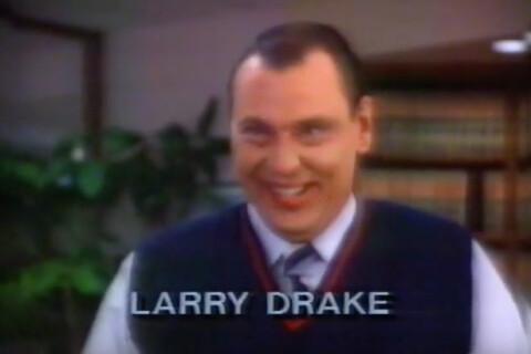 Mort de Larry Drake : L'acteur américain souffrait d'une maladie rare