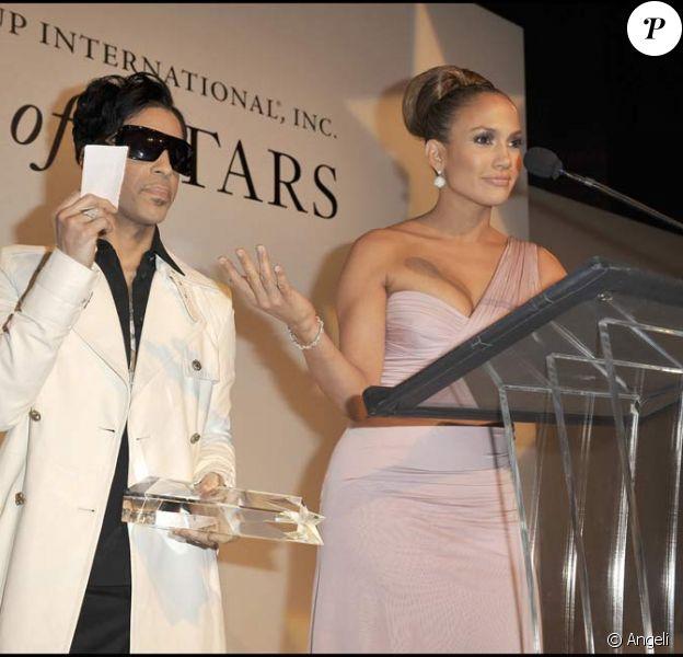 Prince et Jennifer Lopez