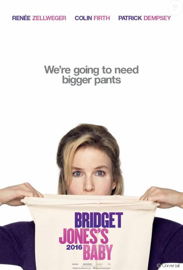 Affiche de Bridget Jones 3.