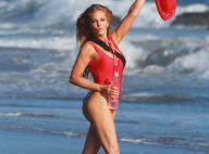 Angelica Bridges : La bombe d'Alerte à Malibu s'éclate à la plage