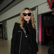 Madonna : Sa tournée bouclée, elle débarque à Londres pour renouer avec Rocco