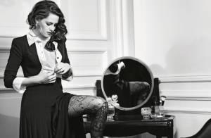 Kristen Stewart glamour et sensuelle : Captivante à l'hôtel, elle joue la muse