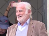 Jean-Paul Belmondo fête ses 83 ans avec sa fille Stella, Natty et un gros gâteau