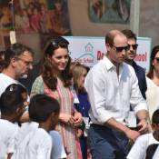 Kate Middleton: Divine en Inde avec William, elle fascine comme Diana