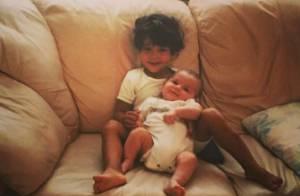 Coralie Porrovecchio (Les Anges 8) : Sa tendre photo d'enfance avec son frère