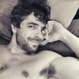 Augustin Galiana : L'acteur de Clem prend la pose sur Instagram