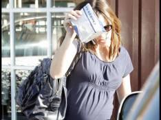 REPORTAGE PHOTOS : Jennifer Garner, très enceinte, ne s'accorde aucun repos !