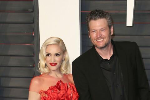 Gwen Stefani et Blake Shelton inséparables... jusque sur les réseaux sociaux !