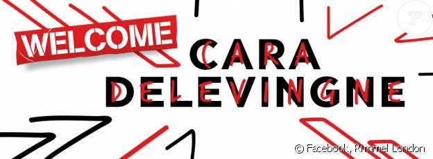 La marque Rimmel London souhaite la bienvenue à sa nouvelle ambassadrice, mademoiselle Cara Delevingne !