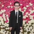 Owen Vaccaro lors de l'avant-première de Joyeuses fêtes des mères (Mother's Day) au Chinese Theater à Hollywood (Los Angeles), le 13 avril 2016
