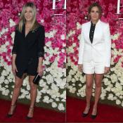 Jennifer Aniston et Julia Roberts, au top, affichent leurs sublimes jambes