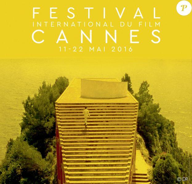 Affiche du 69e Festival de Cannes (2016)