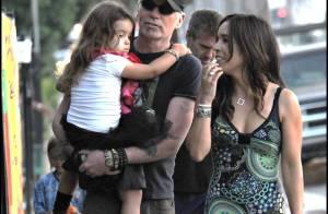 REPORTAGE PHOTOS : Quand Billy Bob Thornton, l'ex d'Angelina Jolie, part à la pêche aux citrouilles en famille ! (réactualisé)