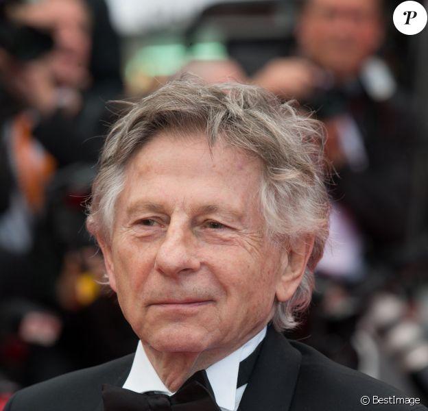 Roman Polanski au Festival de Cannes, le 17 mai 2014.