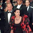 Bruce Willis et Demi Moore