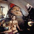 Carrie Fisher, la princesse Leïa de la Guerre des étoiles