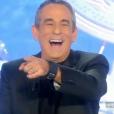 Nabilla face à Aymeric Caron dans Salut les terriens le 16 avril 2016 sur Canal +. Thierry Ardisson hilare.