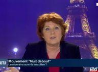 """Véronique Genest en colère contre Nuit Debout : """"Je me suis fait agresser"""""""