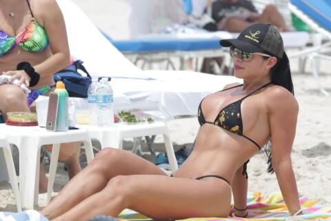 Michelle Lewin : L'experte du fitness épatante en bikini
