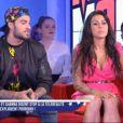 Shanna et Thibault (Les Anges 7, Les Marseillais) : Ils révèlent pourquoi ils en ont fini avec la télé-réalité dans le Mad Mag, le lundi 18 avril 2016 sur NRJ12