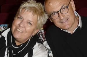 Mimie Mathy, son mari lui déclare sa flamme :