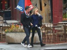 REPORTAGE PHOTOS EXCLUSIVES: Sienna Miller et  Balthazar Getty, l'amour passionné en pleine rue !
