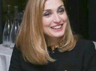 Julie Gayet, rayonnante et généreuse pour s'engager contre l'endométriose