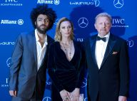 Lilly Becker : Sublime sur tapis rouge, au bras de son mari Boris Becker
