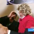 Gilles Verdez giflé par JoeyStarr, en direct de Touche pas à mon poste sur D8, le 19 avril 2016