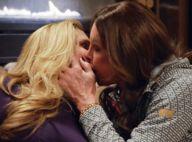 Caitlyn Jenner et Candis Cayne s'embrassent tendrement...