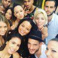 """Miss Hawaï 2014, Moani Hara, en couple avec Nikola Lozina lors du tournage des """"Anges 8"""". La jolie brune est une bombe !"""