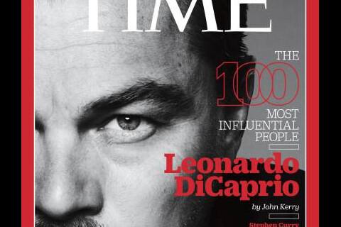 Leonardo DiCaprio, Kanye West et Caitlyn Jenner parmi les plus influentes stars