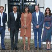 Kate Middleton et William : Dîner à la maison avec Barack et Michelle Obama