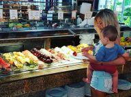Stéphanie Clerbois : Jeune maman comblée au Mexique avec Lyam et Eric