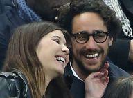 Thomas Hollande et son amoureuse : Supporters d'un PSG vainqueur dans la douleur