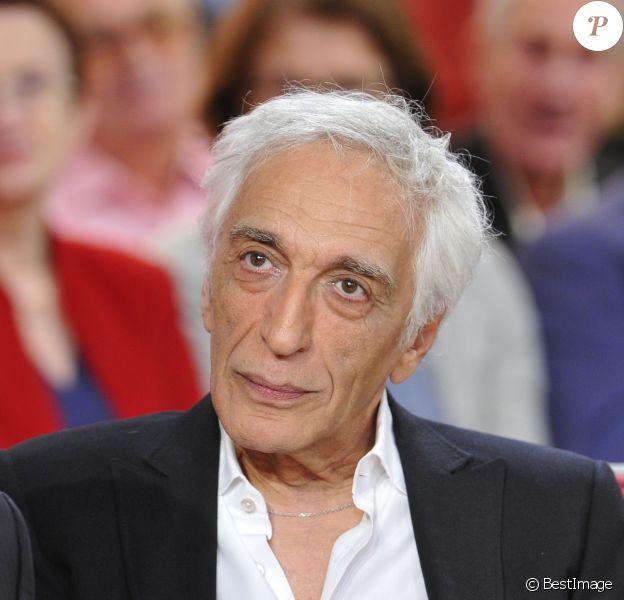 Gérard Darmon à Paris le 21 novembre 2012.