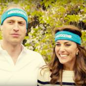 Kate Middleton, William et Harry : Bandeau sur la tête, fou rire à Kensington