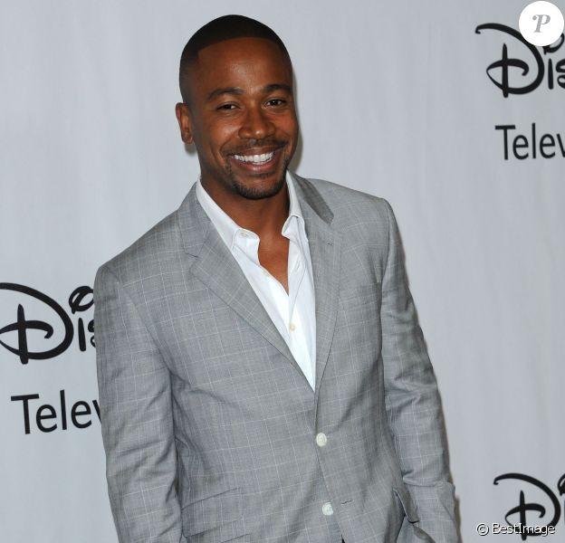 """Columbus Short lors du """"TCA Summer Press Tour Party"""" à Beverly Hills le 27 juillet 2012"""