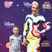 "Gwen Stefani et sa nièce Stella, irrésistibles ""héroïnes"" des Disney Awards"