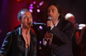 Stanislas et Calogero à l'Olympia hier soir : opération séduction !