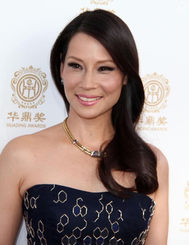 "Lucy Liu - Soirée des ""Huading Film Awards"" à Hollywood le 1er juin 2014."