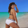Ashley Graham sur la campagne #MySwimBody de swimsuitsforall.
